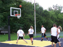 3-on-3 Tournament held in Oneida, Illinois