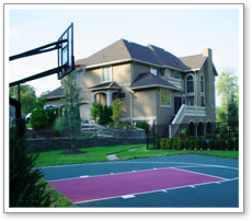 Backyard Court