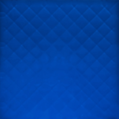 Blue GymFlex indoor athletic tile