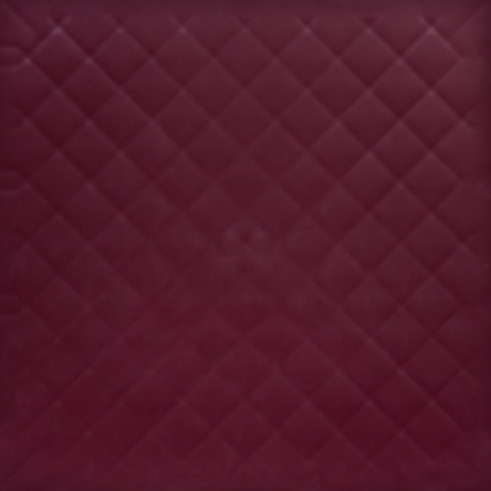 Burgandy GymFlex indoor athletic tile