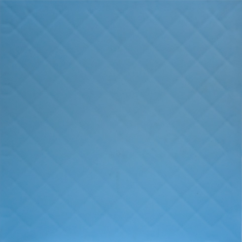Light Blue GymFlex indoor athletic tile