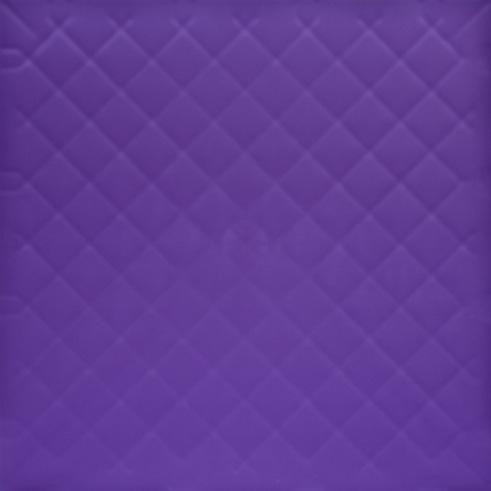 Purple GymFlex indoor athletic tile