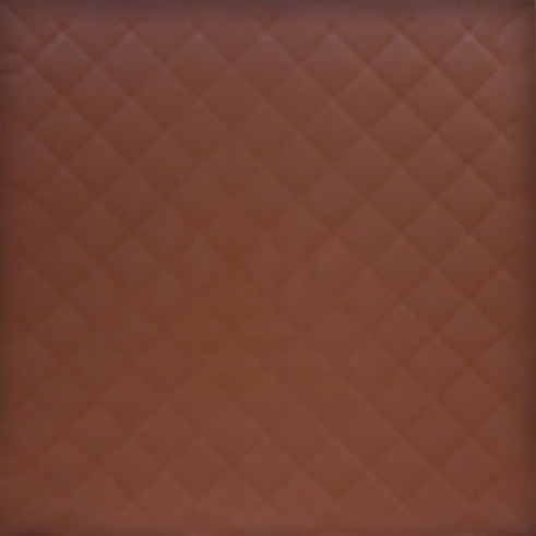 Terracotta GymFlex indoor athletic tile