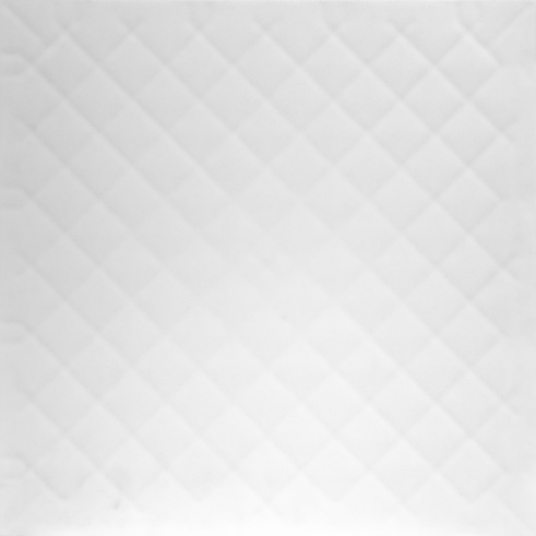 White GymFlex indoor athletic tile