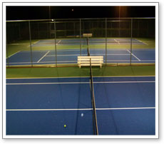 Tennis Court Resurfacing for Parks