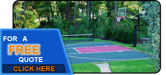 Kelowna Basketball Courts
