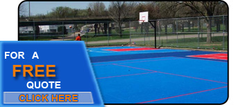 Markham Basketball Courts
