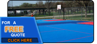 Vaughan Basketball Courts